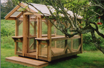 Oregon Garden Sheds, Greenhouses, Outbuildings and More by Affordable Space