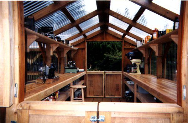 8x16 canning summer kitchen. Interior Design Ideas. Home Design Ideas