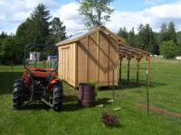Oregon garden sheds greenhouses outbuildings and more by affordable space - Garden sheds oregon ...